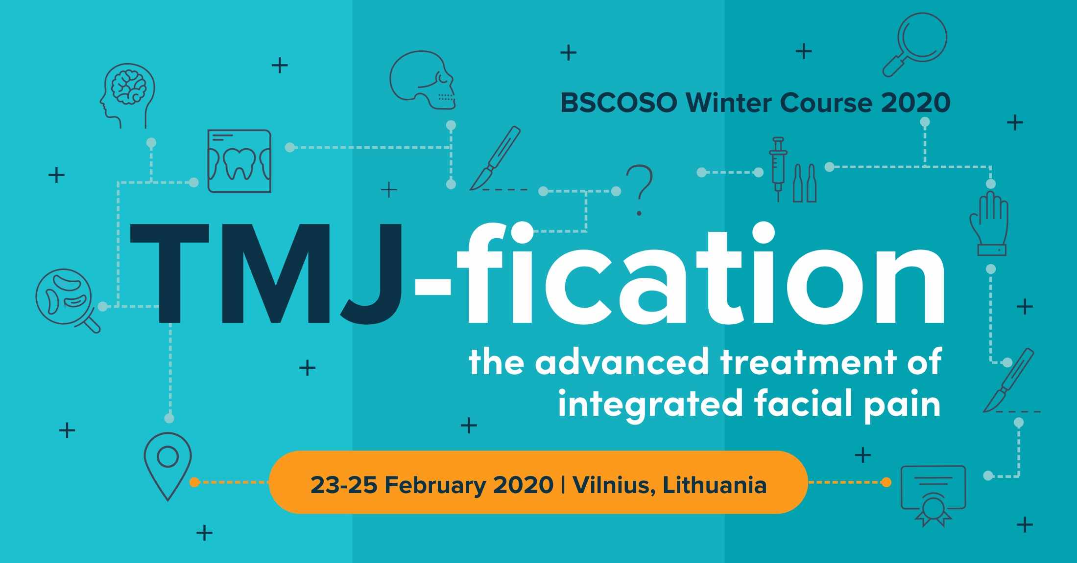 BSCOSO WINTER COURSE · TMJ-fication  FORMEDIKA DISCOUNT!