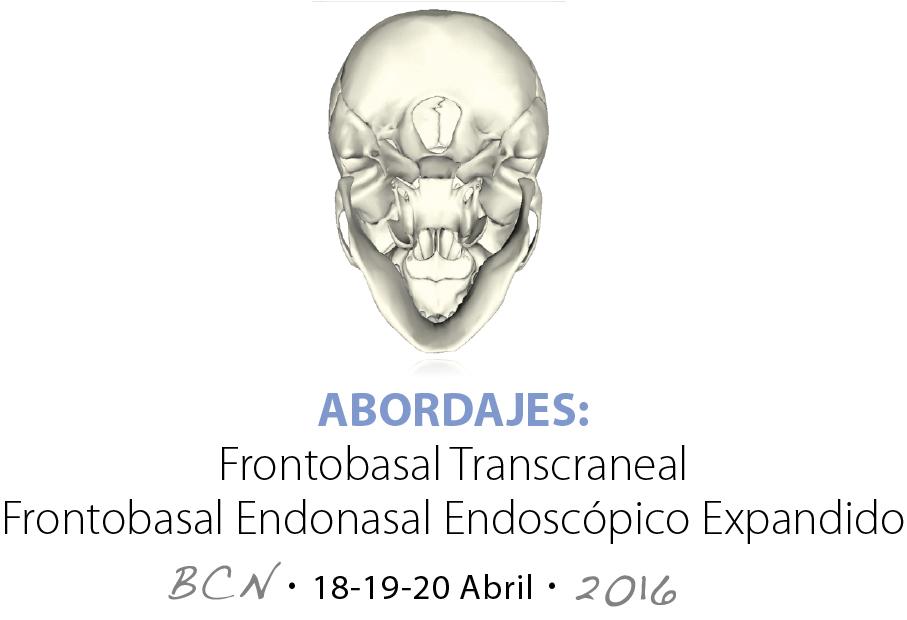 Base de Cráneo. Abordajes: Frontobasal Transcraneal y Frontobasal Endonasal Endoscópico Expandido