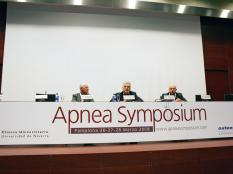 INTERNATIONAL APNEA SYMPOSIUM 2008