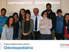 POSTGRADO ODONTOPEDIATRÍA
