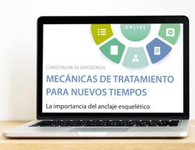 curso online de ortodoncia mecánicas de tratamiento
